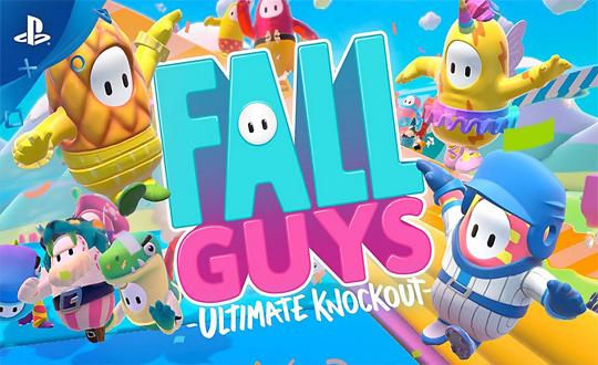 """เกมFall Guys : Ultimate Knockout"""""""
