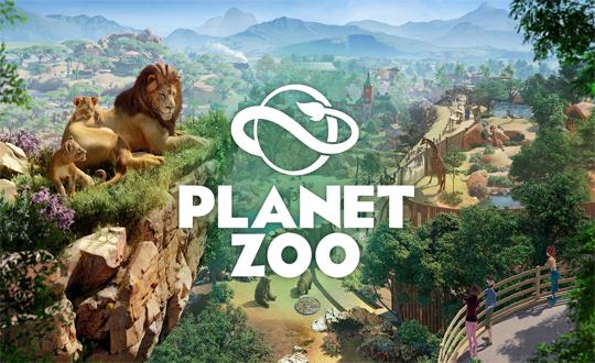 เกมส์สร้างเมือง Planet Zoo